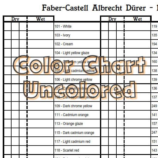 Faber-Castell Albrecht Dürer