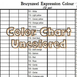 Bruynzeel Expression 72