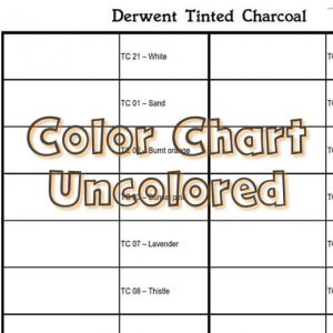 Derwent Tinted Charcoal