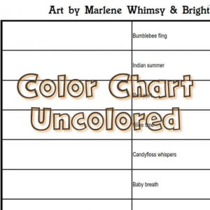 ABM Whimsy & Bright watercolor