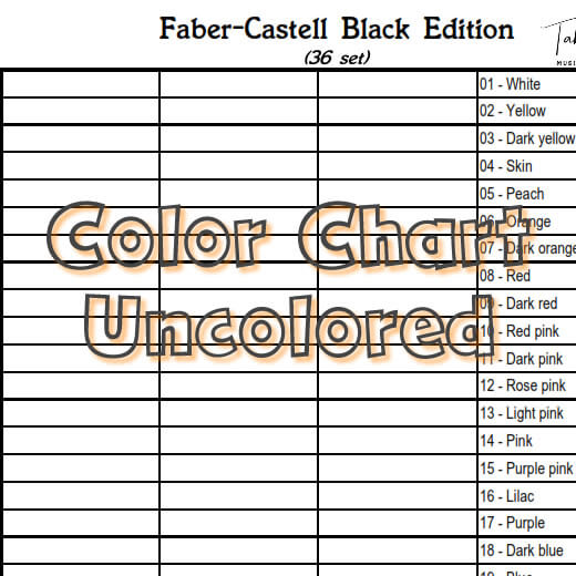 Faber-Castell Black Edition
