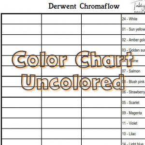 Derwent Chromaflow