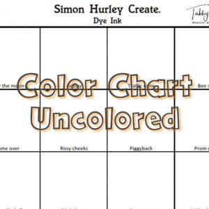 Simon Hurley create dye ink
