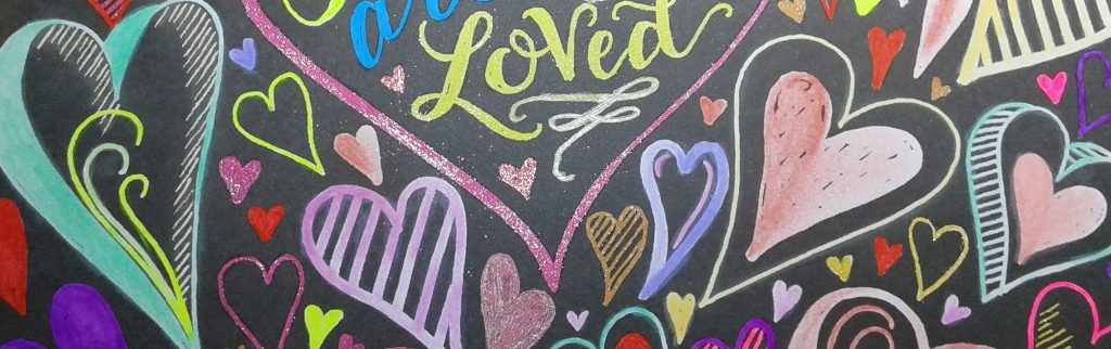 Chalk-Style Expressions - Tabby May Art
