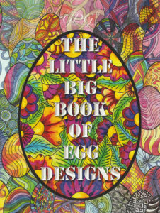 Little big book of egg designs - Global Doodle Gems - Maria Wedel - Johanna Ans - Tabby May Art