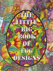 Little big book of egg designs - Global Doodle Gems - Maria Wedel - Johanna Ans - Tabby May Art