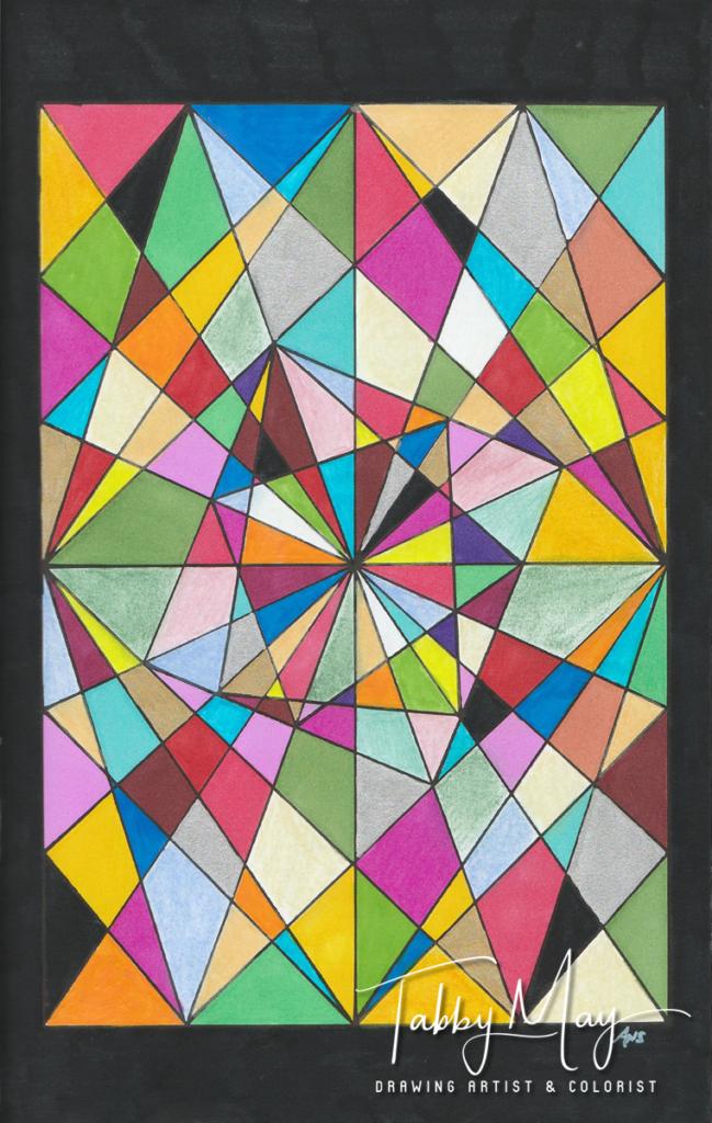 2017-05-21 - Mosaic, Johanna's 69 - Johanna Ans - Global Doodle Gems
