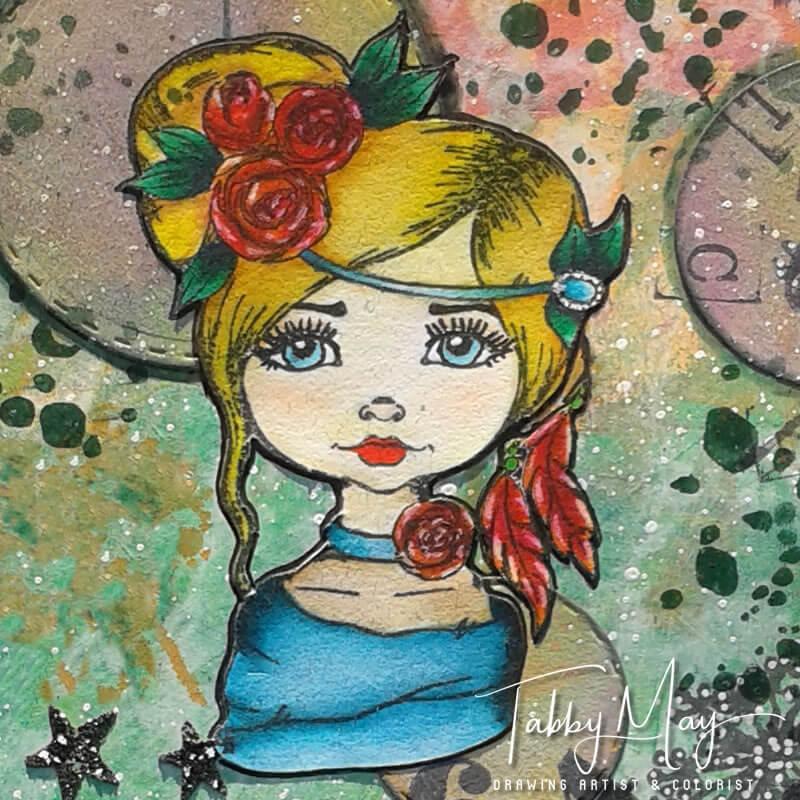 Hobby Compleet De Duif.Challenge From De Duif This Summer The Sequel Tabby May Art