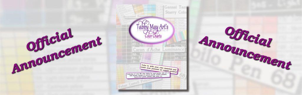 Color Charts Book