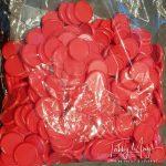 Binding discs in bulk