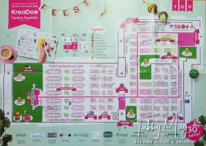 Floor map Kreadoe