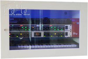 Sound gear cabinet