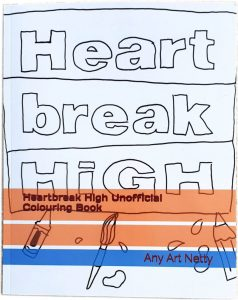 Heartbreak High cover