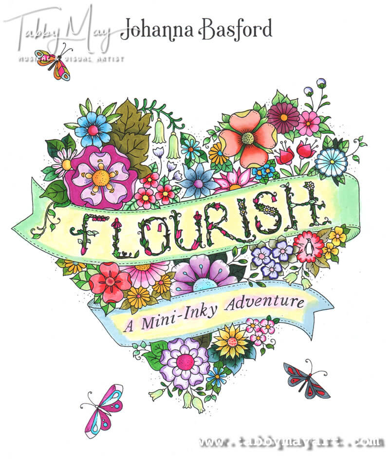 Flourish - front page
