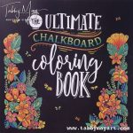 ultimate chalkboard coloring book