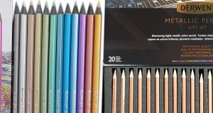 Metallic pencils