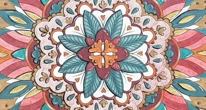 Mandala coloring book collector's edition