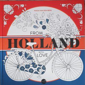 From Holland with Love - Masja van den Berg