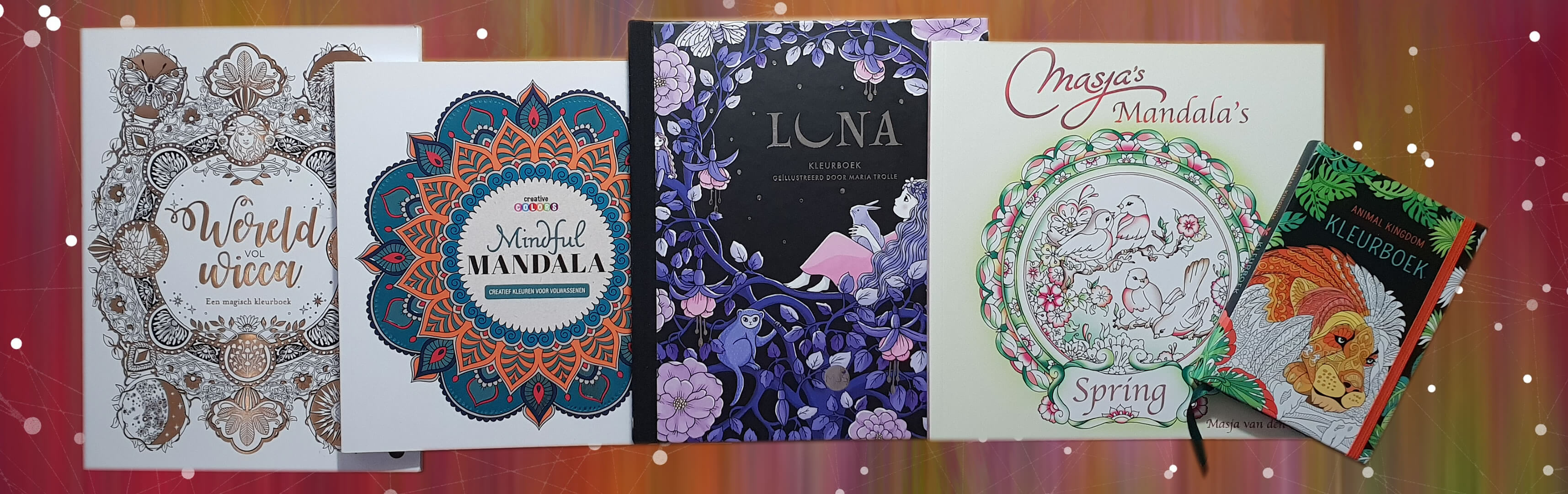 New coloring books - part 2