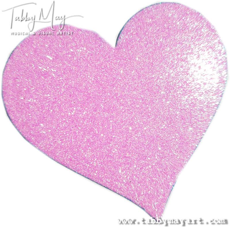 Valentine's day love heart